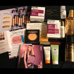 Other - Lot of new designer makeup, hair, & skin items